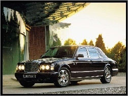 Bentley Arnage, Alufelgi